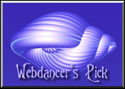Webdancer's Pick Award